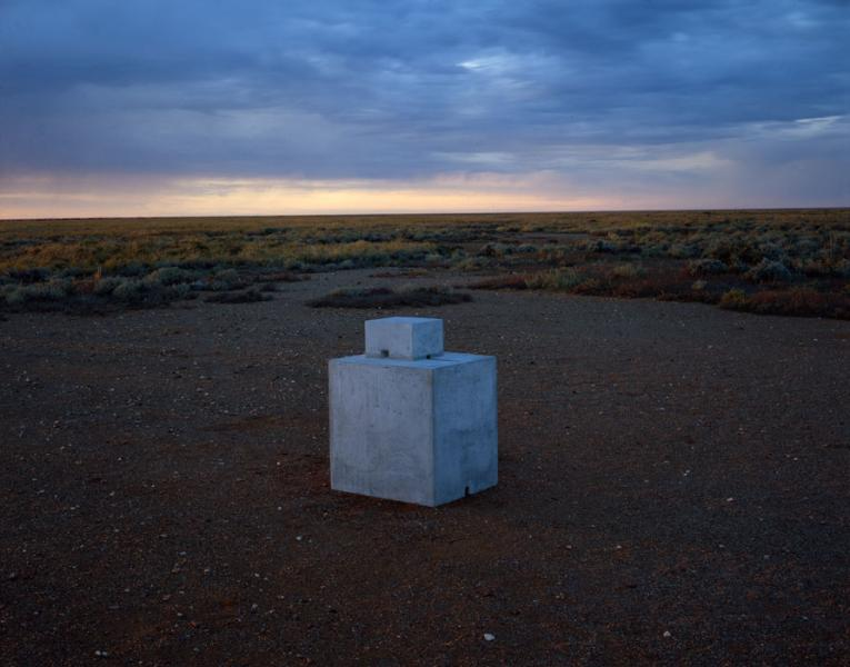 ROOM FOR THE GREAT AUSTRALIAN DESERT, 1989, 2009