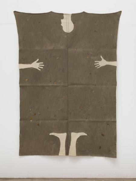 BLANKET DRAWING VII, 1983