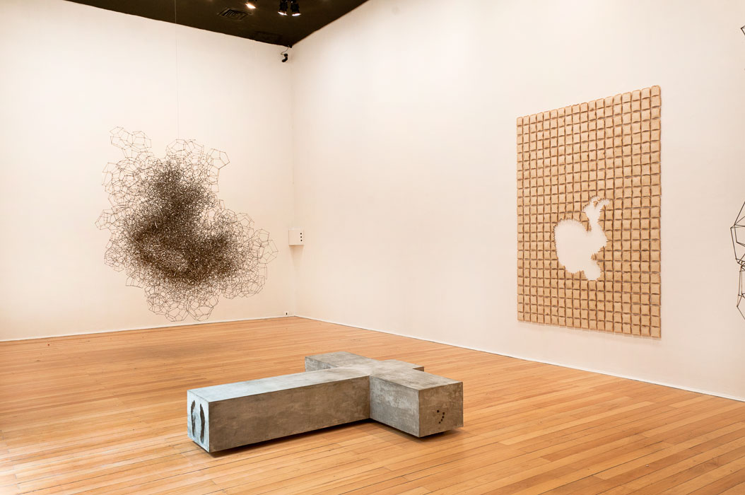 DRIFT III, 2008; FLESH, 1990; MOTHER'S PRIDE IV, 2012