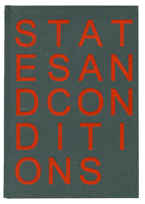 STATES AND CONDITIONS