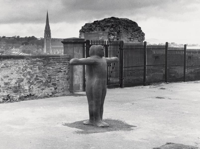 SCULPTURE FOR DERRY WALLS, 1987