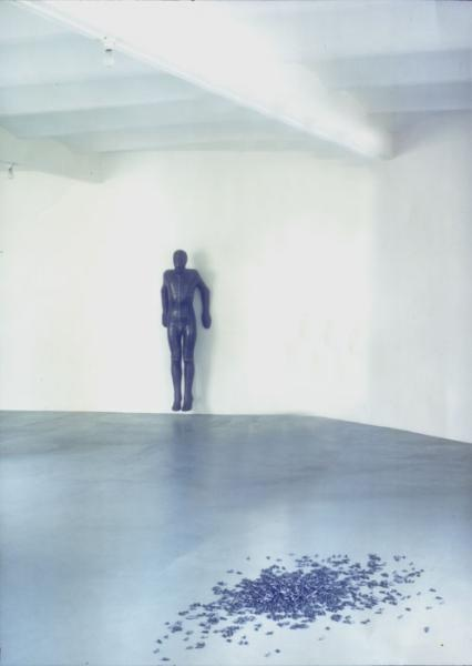 SEEDS II, 1989/93 (foreground)