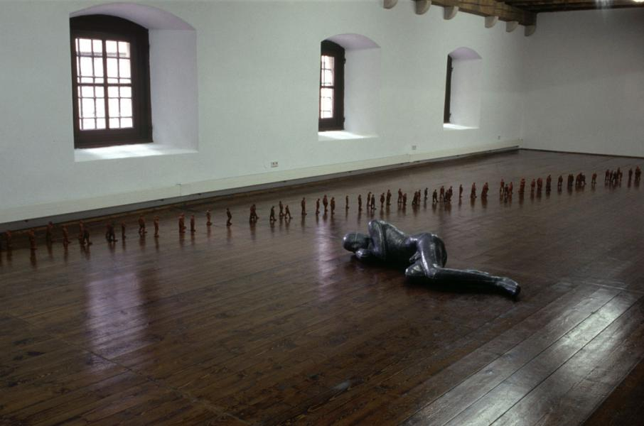 MAN ASLEEP, 1985